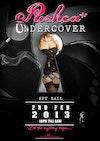 Flyer thumbnail for Pushca Undercover Spy Ball : Tom Novy + Seamus Haji + Paul Gardner + Tony English + Abigail Bailey