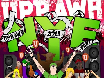 Uprawr: New Years Eve picture