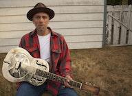 Kelly Joe Phelps artist photo
