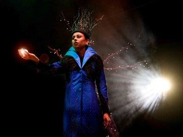 The Night Queen : Hoopla theatre picture