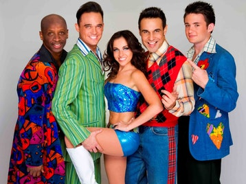 Boogie Nights (Touring), The Osmonds, Gareth Gates, Louisa Lytton, Andy Abraham, Chico, Shane Richie Junior picture