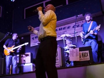 Valentines Dance Fest: Otis Mack & The Tubby Bluesters picture