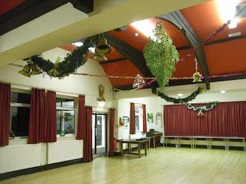 Beoley Village Hall venue photo