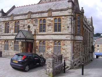 Bodmin Public Rooms venue photo