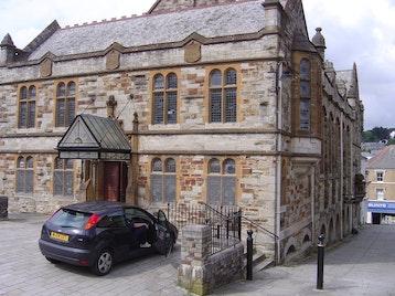 Bodmin Public Rooms venue photo