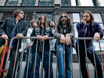 Lay Down With Number 13 Tour: The Black Crowes picture