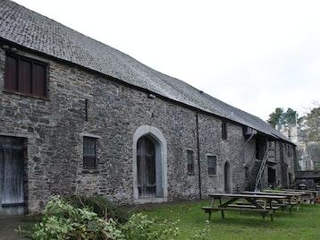 Cotehele Barn Restaurant venue photo