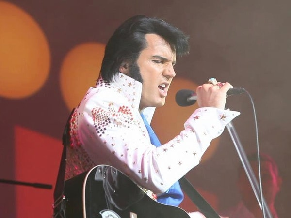 The World Famous Elvis Show with Chris Connor