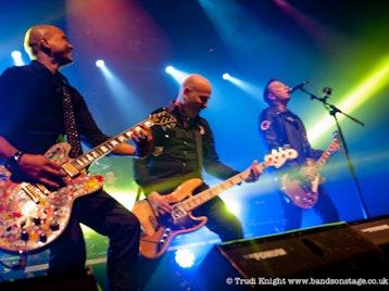Earth Vs The Wildhearts - 20th Anniversary Tour: The Wildhearts + Eureka Machines picture