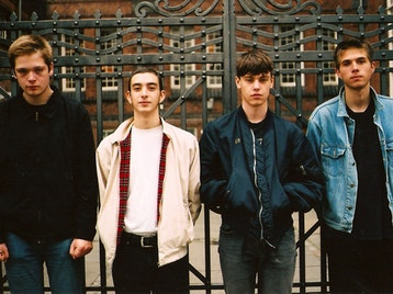 Iceage artist photo