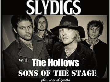 Mancunia Promotions Presents: Sly Digs + Sons Of The Stage + The Hollows picture