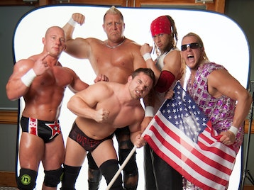 All Star Superslam Wrestling picture