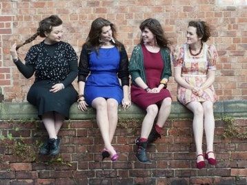 The Fiddle Girls: Eliza Carthy + Bella Hardy + Lucy Farrell picture