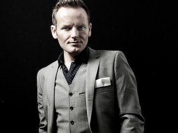 Joe Stilgoe and His Mighty Big Band: Joe Stilgoe picture