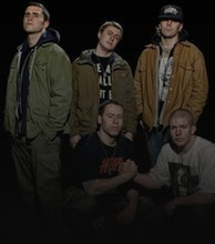 Trapped Under Ice artist photo