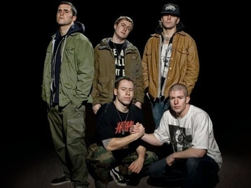 Trapped Under Ice, Backtrack, Broken Teeth (UK) picture