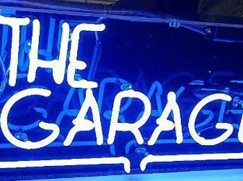 The Garage venue photo