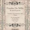 Flyer thumbnail for Franka De Mille
