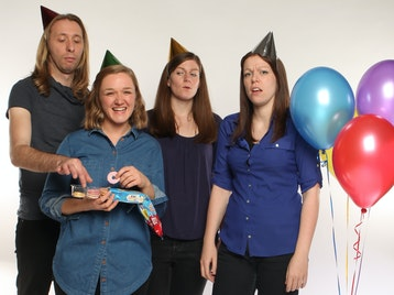 Skit Stirrers: The Dog-Eared Collective picture