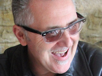 Paul Lamb artist photo