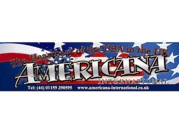 Americana International #33 picture