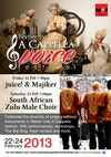 Flyer thumbnail for Narberth A Cappella Voice Festival - Cantiqua Nova