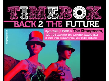 Timebox: Back 2 The Future picture