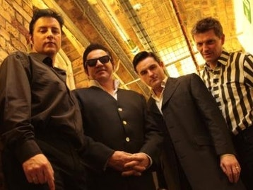 Roy Orbison & Friends 75 Special: Barry Steele + Peter Jackson + Boogie Williams as Jerry Lee Lewis + Paul Molloy as GI Elvis picture