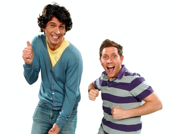 Andy Day & Mike James artist photo
