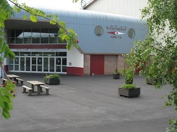 Westpoint Arena venue photo