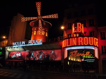 'Moulin Rouge Dance Workshop picture