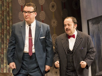 One Man, Two Guvnors: Owain Arthur picture