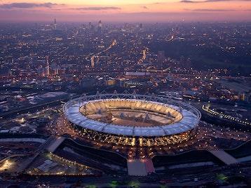 Queen Elizabeth Olympic Park venue photo