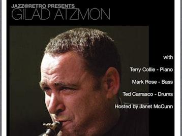 Jazz@retro: Gilad Atzmon + Terry Collie picture