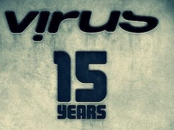 We Fear Silence Present 15 Years Of Virus: Ed Rush + Optical + Black Sun Empire + Matrix (DJ) + Ryme-Tyme + 2Shy + The Upbeats + Optiv + BTK + Audio + Frankee picture