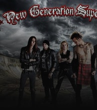 New Generation Superstars artist photo