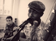 Joe Driscoll & Sekou Kouyate artist photo
