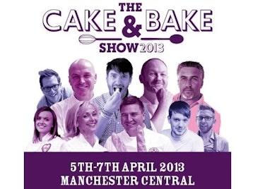 The Cake & Bake Show: Paul Hollywood, Simon Rimmer, Eric Lanlard, John Whaite picture