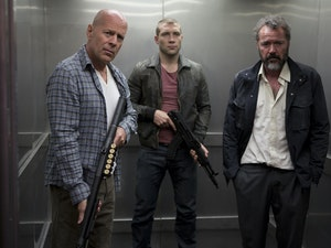 Film promo picture: A Good Day To Die Hard