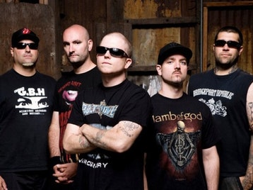 Hatebreed artist photo