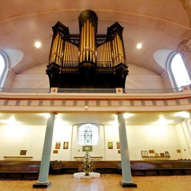 St John-at-Hackney Church Events