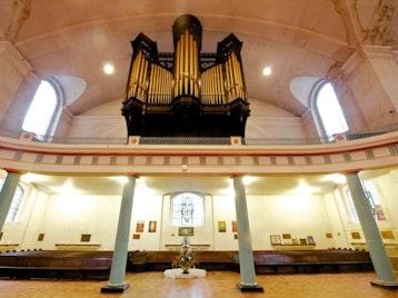 St John-at-Hackney Church venue photo