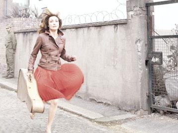 Viv Albertine (The Slits) artist photo