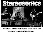 The Stereosonics artist photo