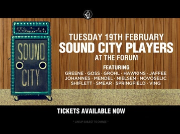 Sound City Players: Dave Grohl + More! picture
