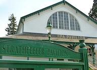 Strathpeffer Pavilion artist photo