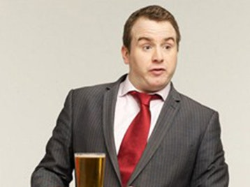 The Political Party: Matt Forde picture