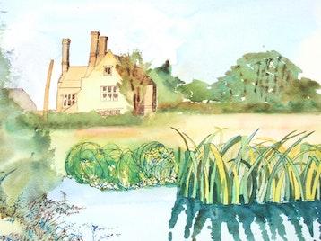 Watercolours By Michael Jones picture