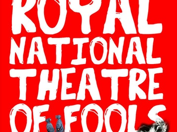 The Royal National Theatre Of Fools: The Men In Coats, Lindsay Sharman, evil kinell, peter hoopal, mike raffone picture