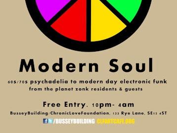 Modern Soul: Jazzheadchronic + dj bump n' grind picture